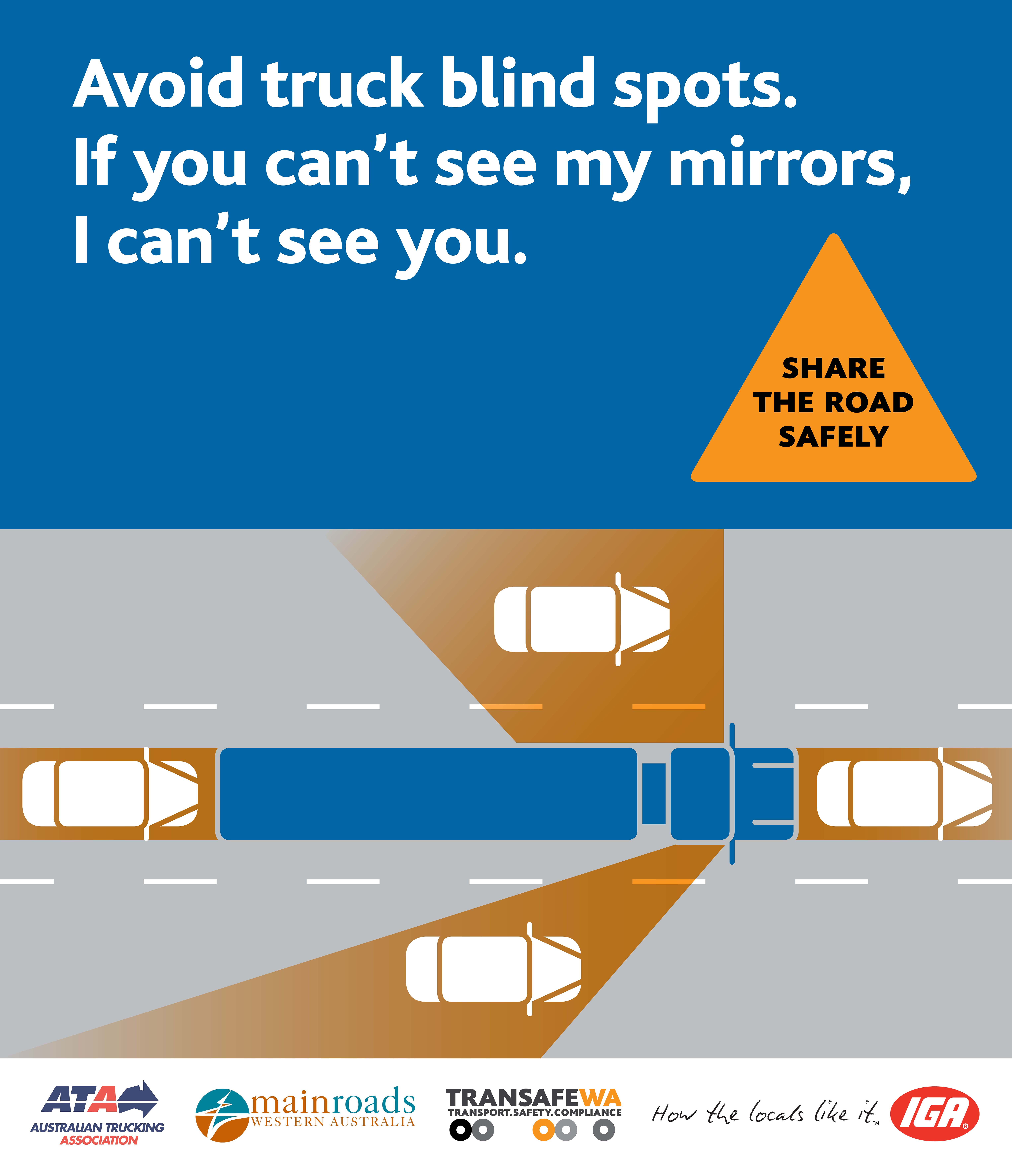 Our Road Safety Campaigns Transafe Wa